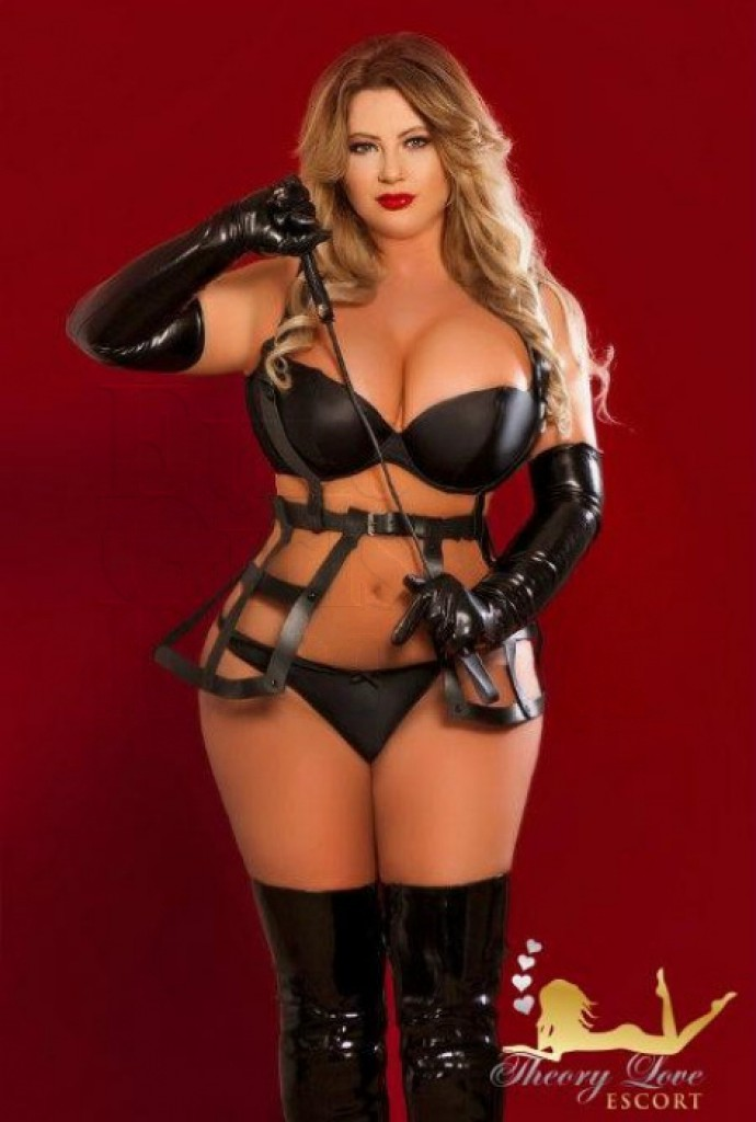 Escort Foxy Love - beautiful girls from London